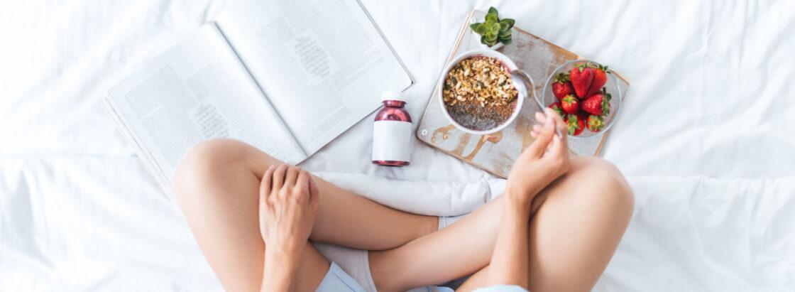 Alimentación y Descanso - Dormitienda